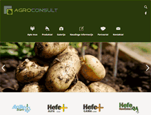Tablet Preview of agroconsult.lt